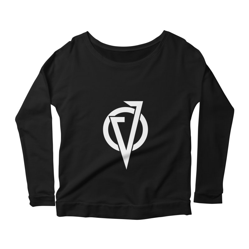 VATTICA LOGO (WHITE V) Women's Longsleeve T-Shirt by VATTICA | OFFICIAL MERCH