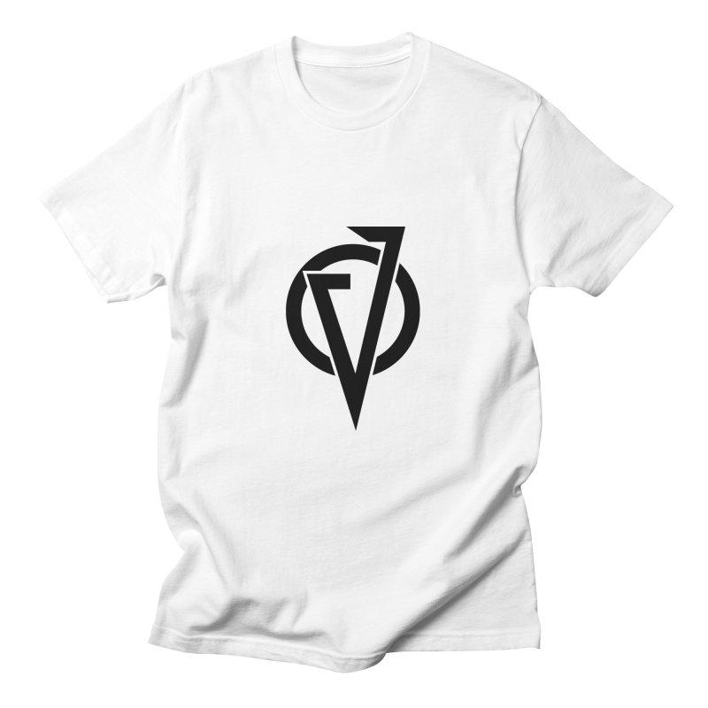 VATTICA LOGO (BLACK V) Men's T-Shirt by VATTICA | OFFICIAL MERCH