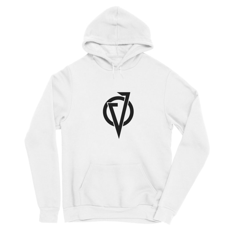 VATTICA LOGO (BLACK V) Men's Pullover Hoody by VATTICA | OFFICIAL MERCH