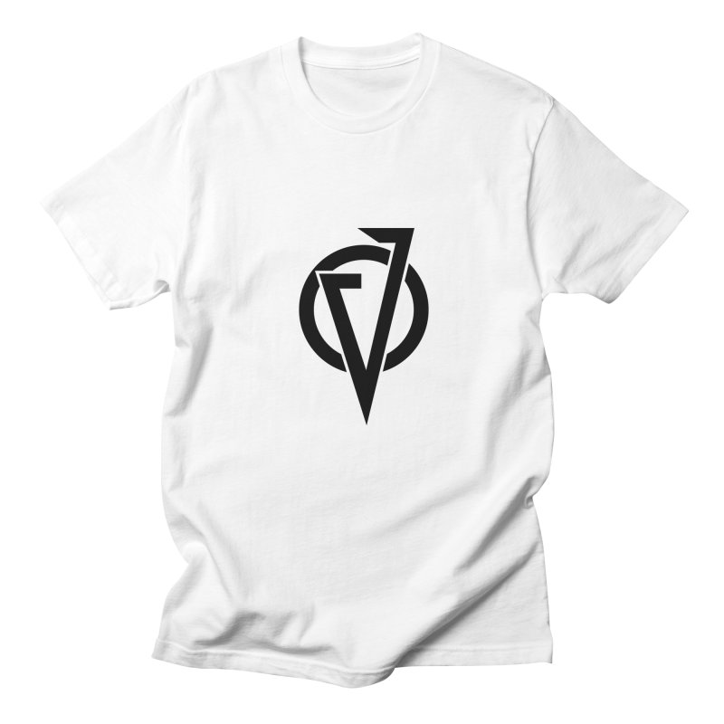VATTICA LOGO (BLACK V) Men's T-Shirt by VATTICA | OFFICIAL MERCH