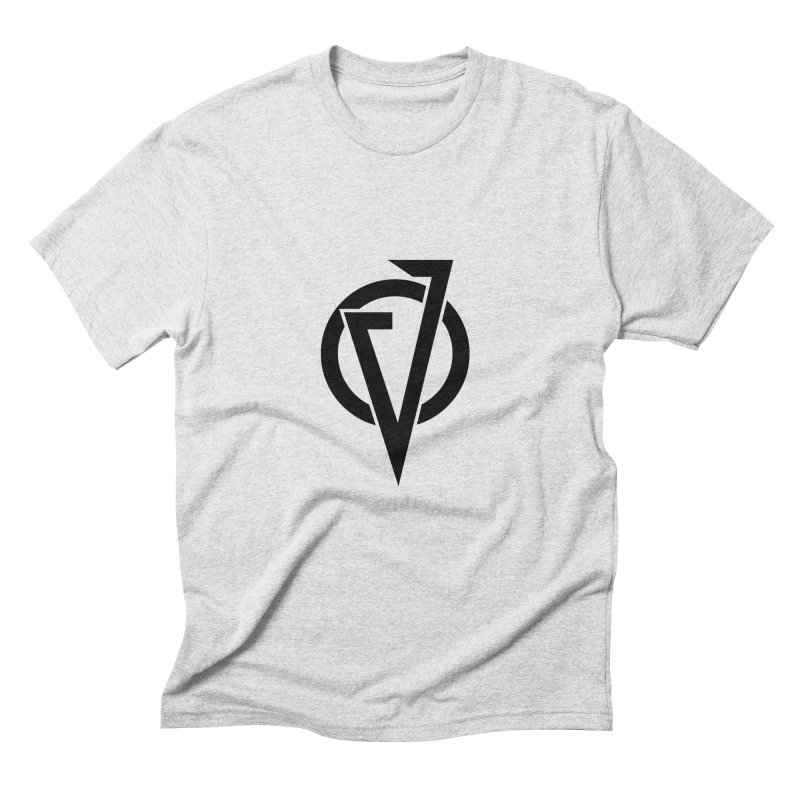 VATTICA LOGO (BLACK V) Men's Triblend T-Shirt by VATTICA | OFFICIAL MERCH
