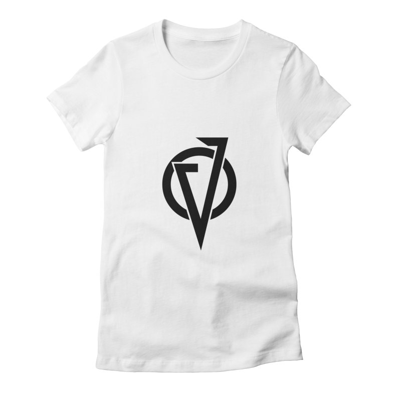 VATTICA LOGO (BLACK V) Women's T-Shirt by VATTICA | OFFICIAL MERCH