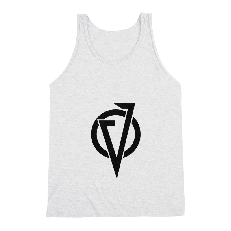 VATTICA LOGO (BLACK V) Men's Tank by VATTICA | OFFICIAL MERCH