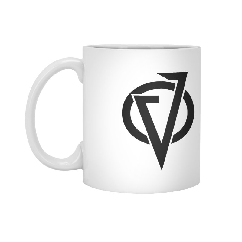 VATTICA LOGO (BLACK V) Accessories Mug by VATTICA | OFFICIAL MERCH