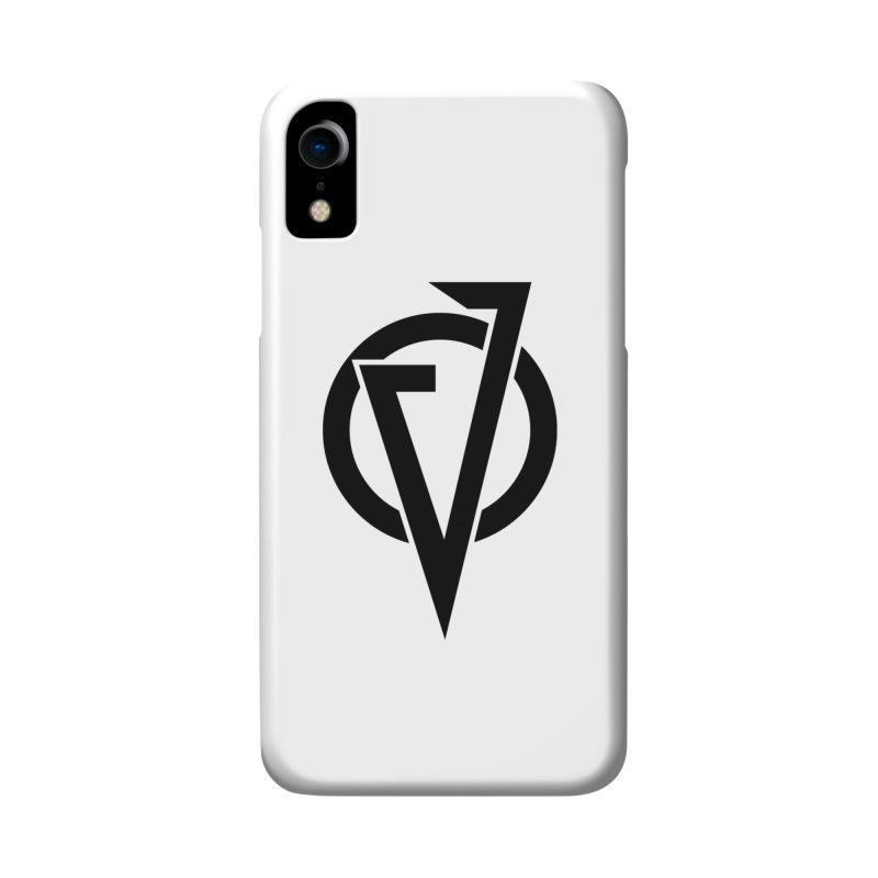 VATTICA LOGO (BLACK V) Accessories Phone Case by VATTICA | OFFICIAL MERCH