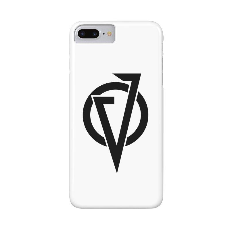 VATTICA LOGO (BLACK V) Accessories Phone Case by VATTICA | OFFICIAL MERCH