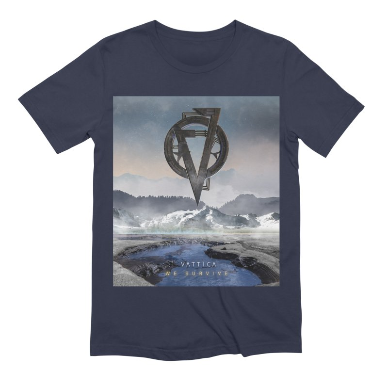WE SURVIVE (Cover Art) Men's T-Shirt by VATTICA | OFFICIAL MERCH