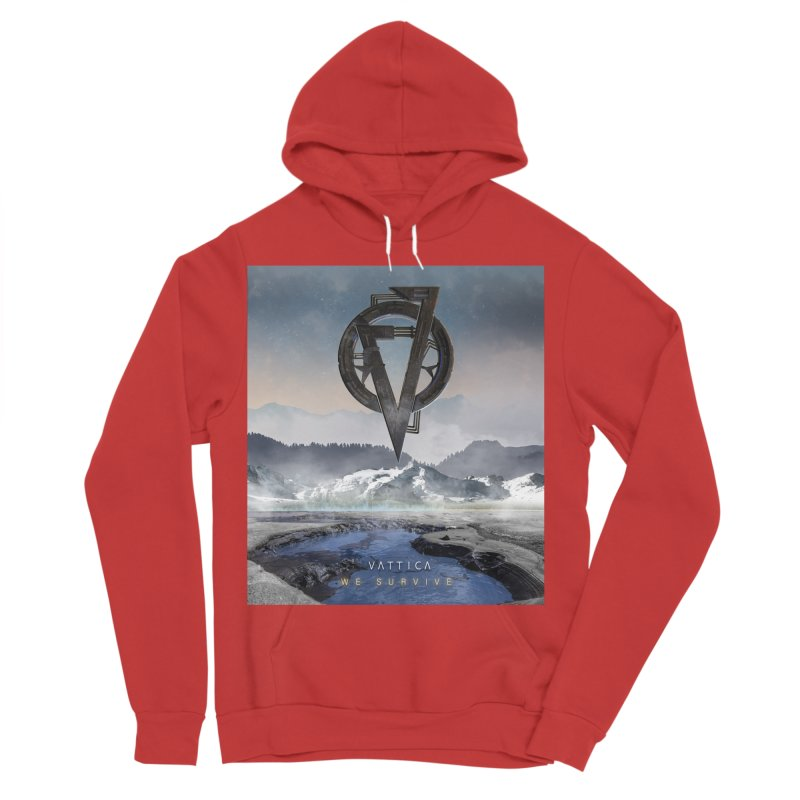 WE SURVIVE (Cover Art) Men's Pullover Hoody by VATTICA | OFFICIAL MERCH