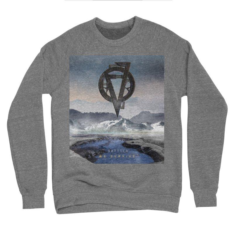 WE SURVIVE (Cover Art) Men's Sweatshirt by VATTICA | OFFICIAL MERCH