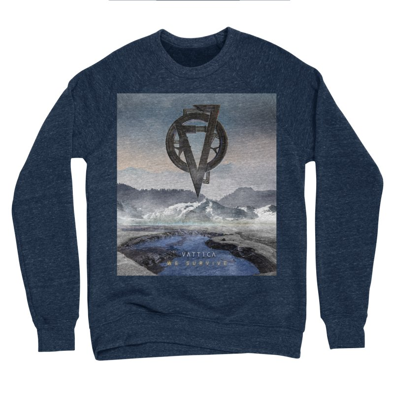 WE SURVIVE (Cover Art) Men's Sweatshirt by VATTICA | OFFICIAL MERCH