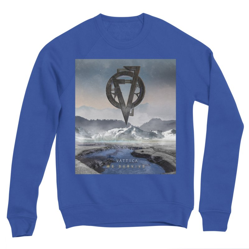 WE SURVIVE (Cover Art) Women's Sweatshirt by VATTICA | OFFICIAL MERCH