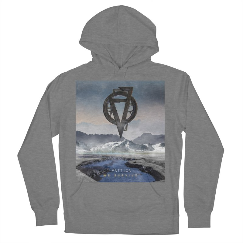 WE SURVIVE (Cover Art) Women's Pullover Hoody by VATTICA | OFFICIAL MERCH