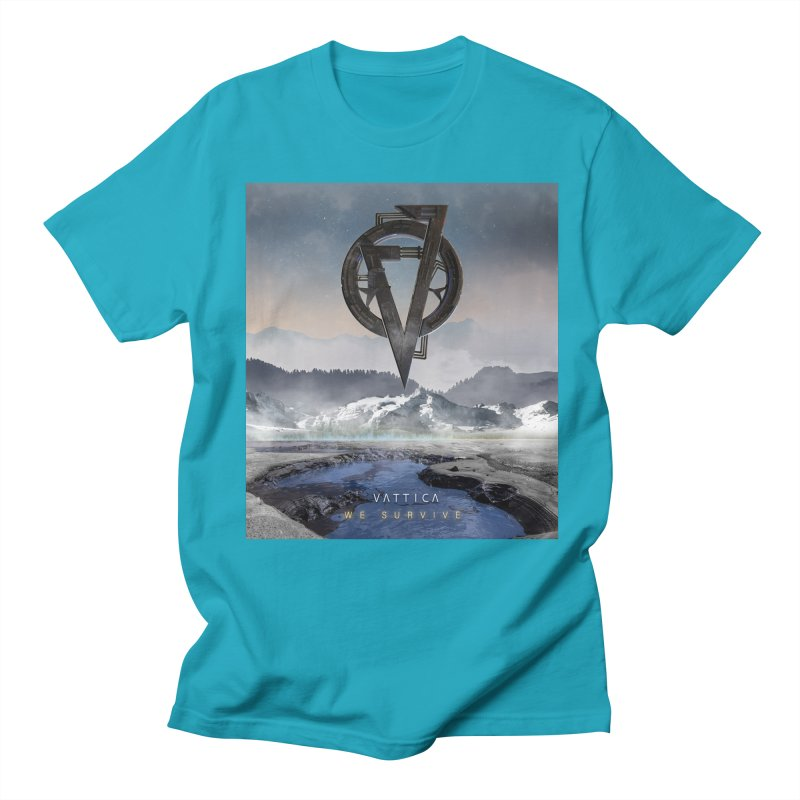 WE SURVIVE (Cover Art) Women's T-Shirt by VATTICA | OFFICIAL MERCH