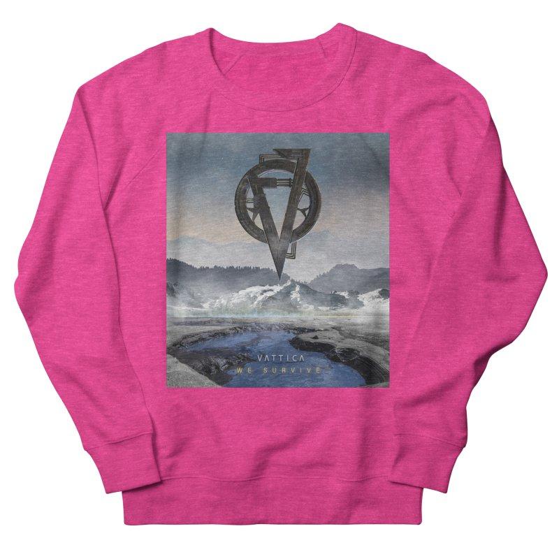 WE SURVIVE (Cover Art) Men's Sweatshirt by VATTICA   OFFICIAL MERCH
