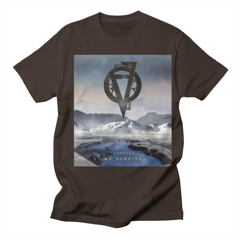 WE SURVIVE (Cover Art) Men's T-Shirt by VATTICA | OFFICIAL MERCH