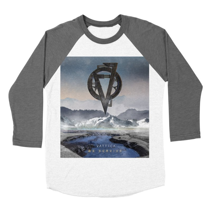 WE SURVIVE (Cover Art) Women's Longsleeve T-Shirt by VATTICA | OFFICIAL MERCH