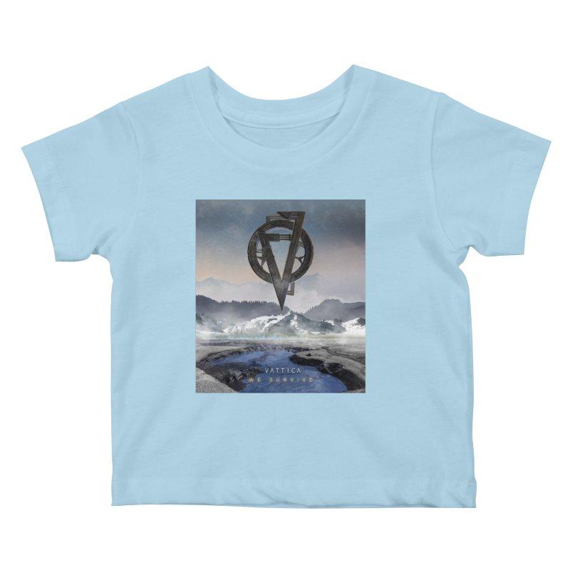 WE SURVIVE (Cover Art) Kids Baby T-Shirt by VATTICA | OFFICIAL MERCH