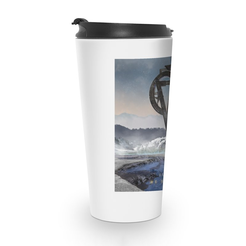 WE SURVIVE (Cover Art) Accessories Travel Mug by VATTICA | OFFICIAL MERCH