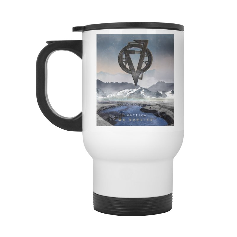 WE SURVIVE (Cover Art) Accessories Mug by VATTICA | OFFICIAL MERCH