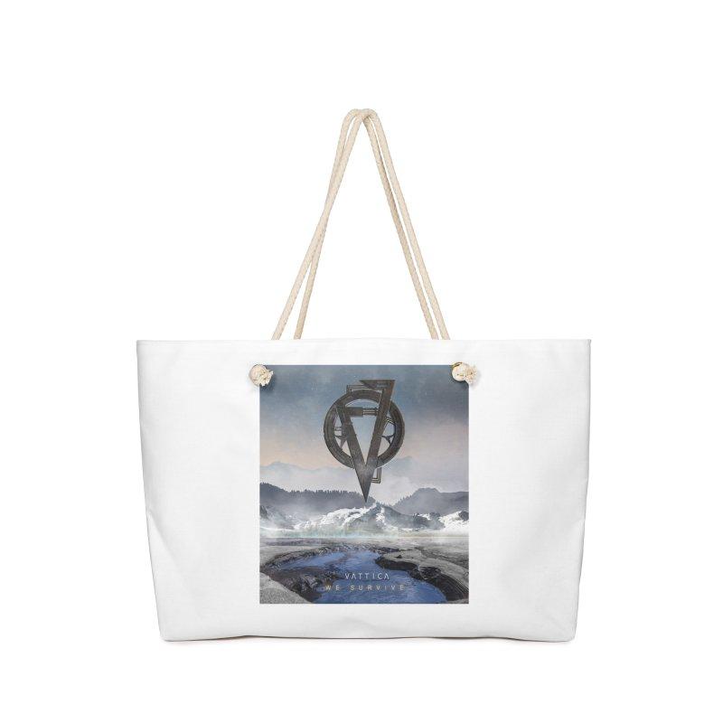 WE SURVIVE (Cover Art) Accessories Bag by VATTICA   OFFICIAL MERCH