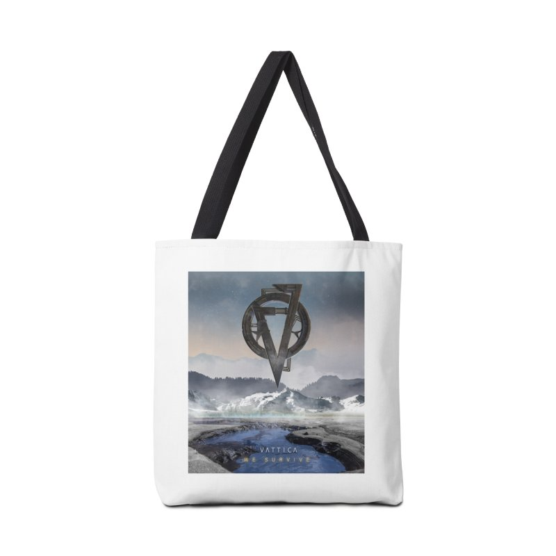 WE SURVIVE (Cover Art) Accessories Tote Bag Bag by VATTICA | OFFICIAL MERCH