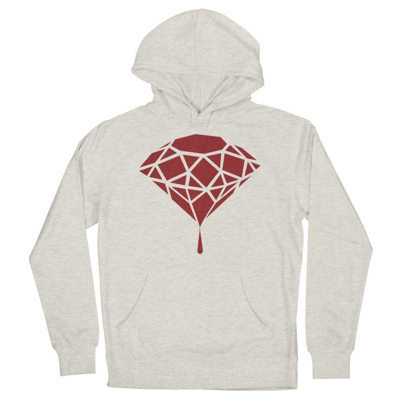 Blood Diamond Women's Pullover Hoody by Vain & Virtue