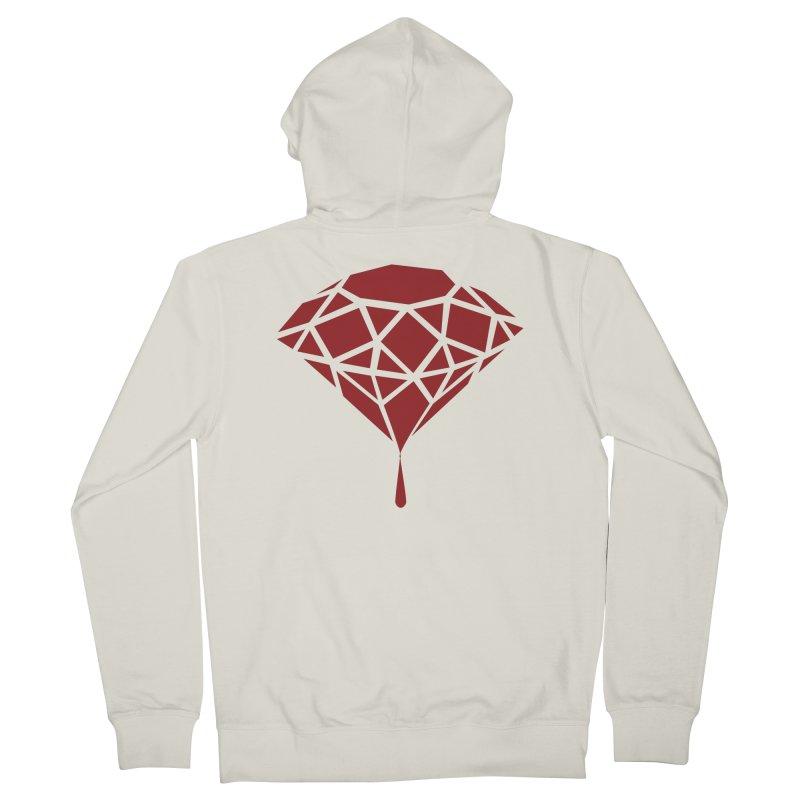 Blood Diamond Women's Zip-Up Hoody by Vain & Virtue