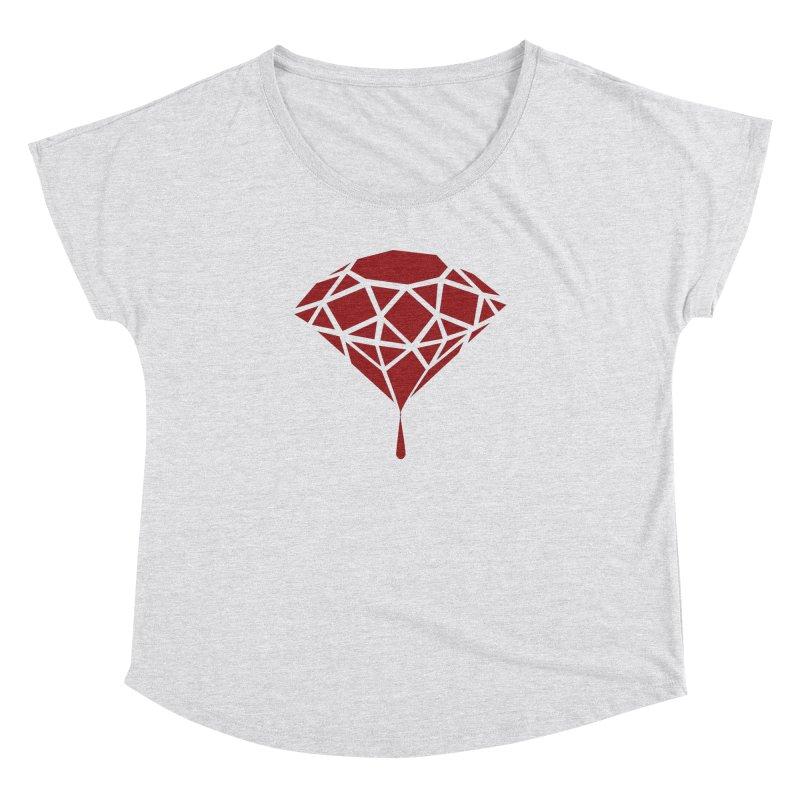 Blood Diamond Women's Dolman by Vain & Virtue