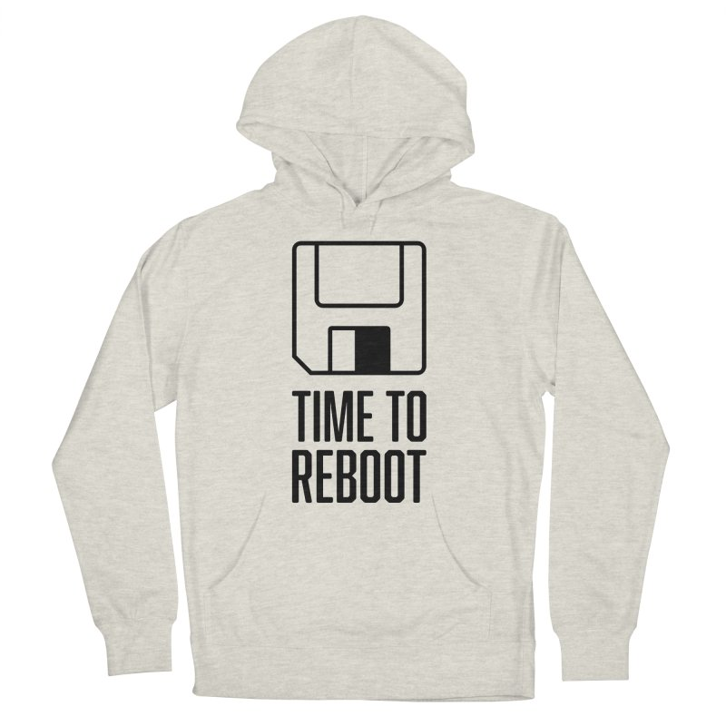 Time to Reboot Women's Pullover Hoody by Vain & Virtue
