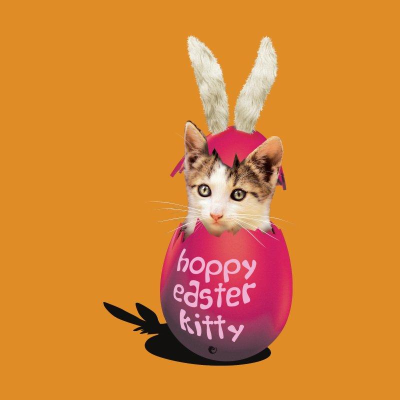 Hoppy Easter Kitty by vaxiin