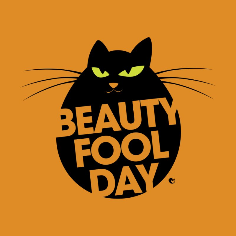 Beauty Fool Day - Easter Egg April Fools Day Cat by vaxiin