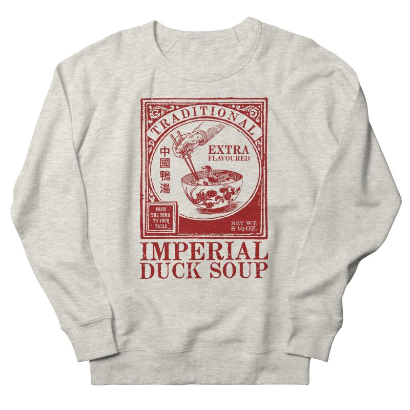 Imperial Duck Soup Women's Sweatshirt by Victor Calahan
