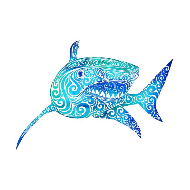 Swirly Shark   by VectorInk's Artist Shop
