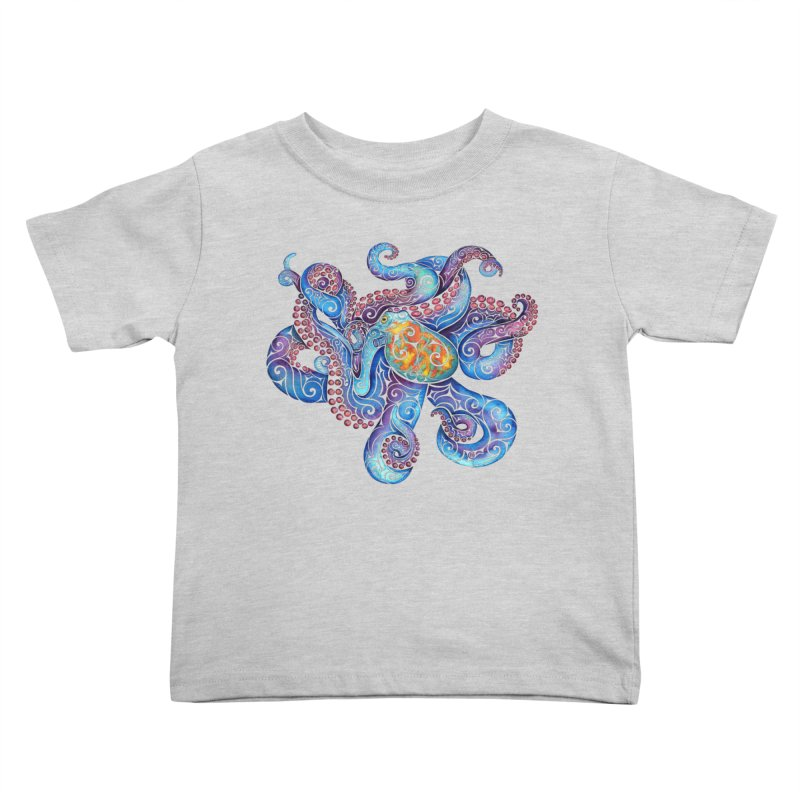 Swirly Octopus   by VectorInk's Artist Shop
