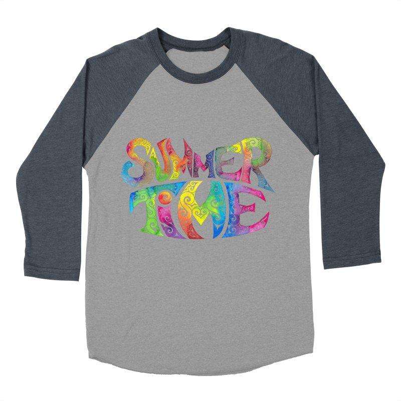 Swirly Summertime   by VectorInk's Artist Shop