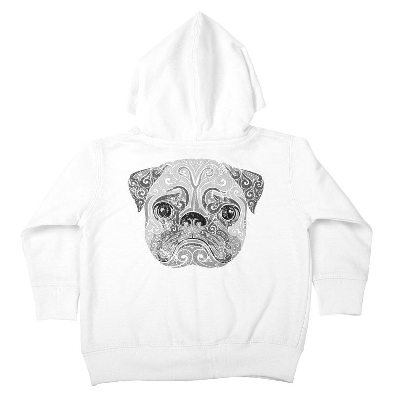 Swirly Pug   by VectorInk's Artist Shop