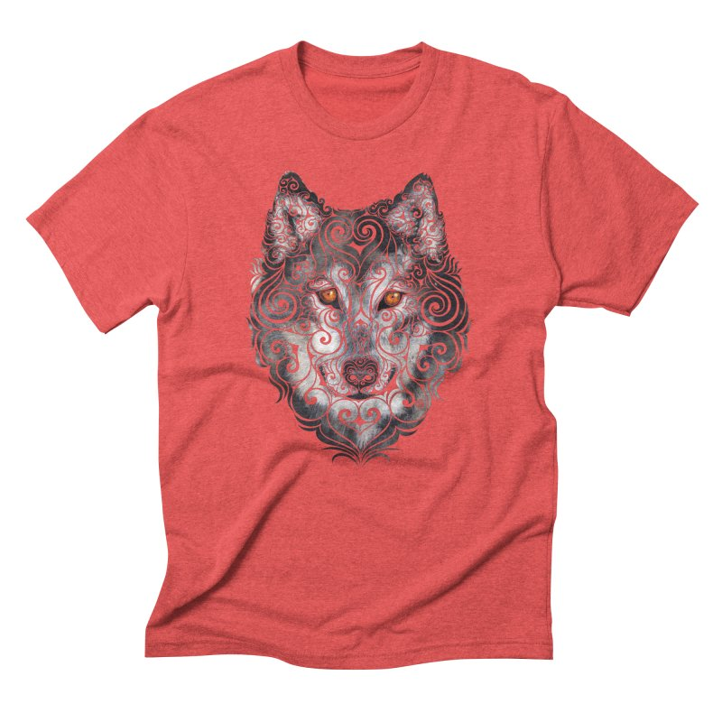 Swirly Wolf   by VectorInk's Artist Shop