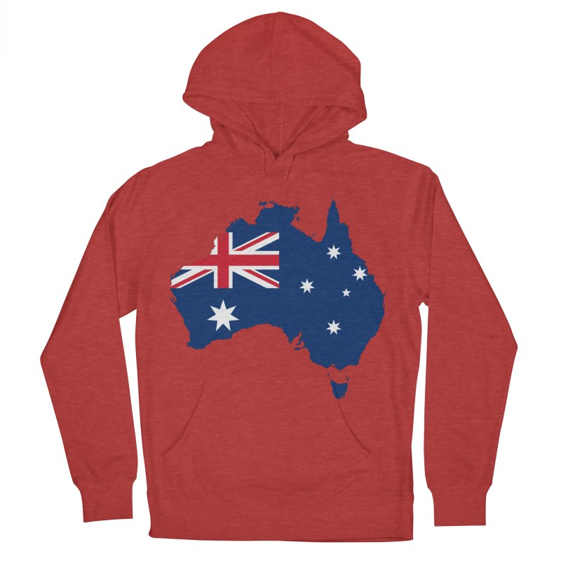 Australian Patriot Apparel & Accessories Women's French Terry Pullover Hoody by Vectors NZ