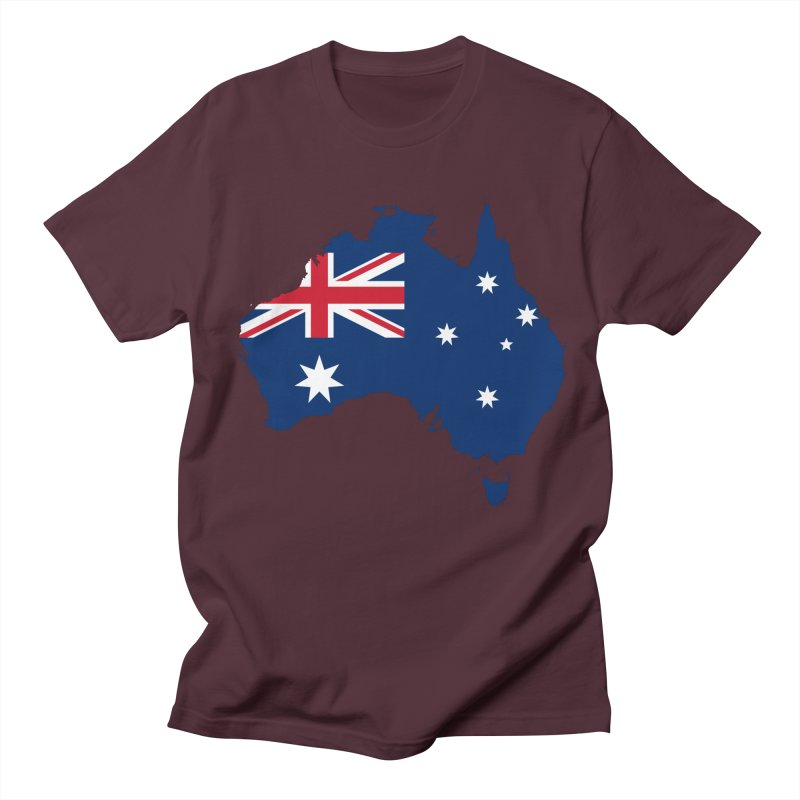 Australian Patriot Apparel & Accessories Women's Regular Unisex T-Shirt by Vectors NZ