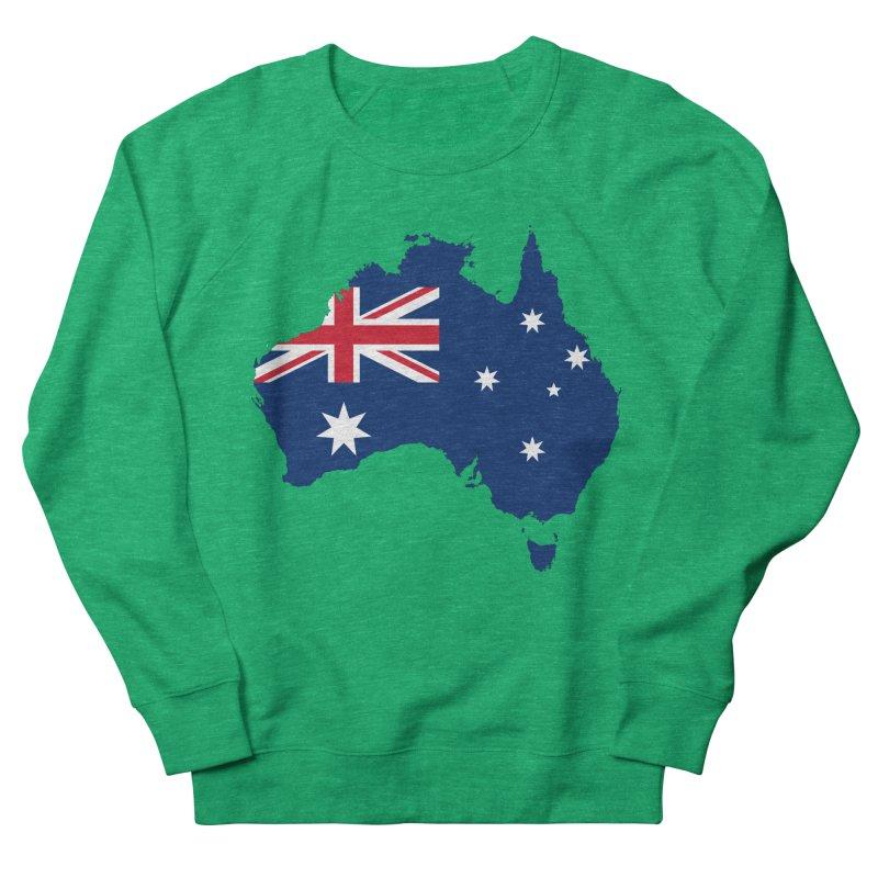 Australian Patriot Apparel & Accessories Women's French Terry Sweatshirt by Vectors NZ