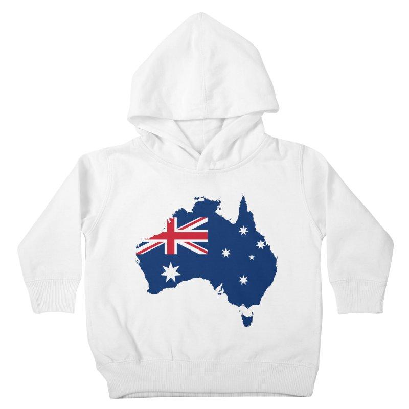Australian Patriot Apparel & Accessories Kids Toddler Pullover Hoody by Vectors NZ