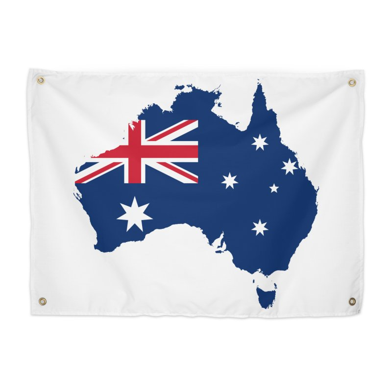 Australian Patriot Home Products Home Tapestry by Vectors NZ