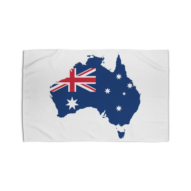Australian Patriot Home Products Home Rug by Vectors NZ