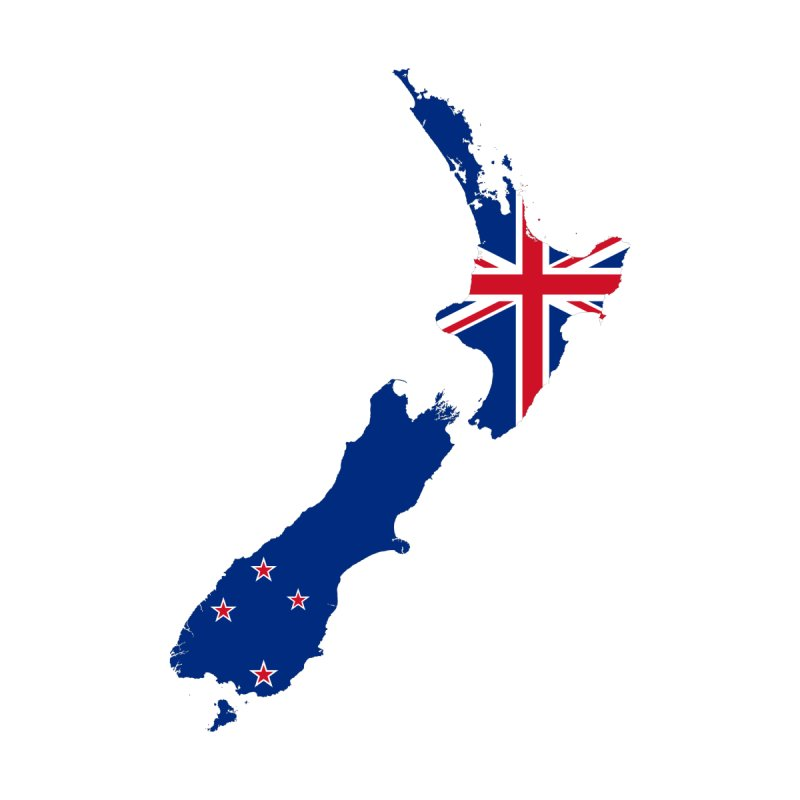 New Zealand Patriot Apparel & Accessories by Vectors NZ