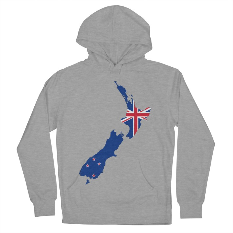 New Zealand Patriot Apparel & Accessories Women's French Terry Pullover Hoody by Vectors NZ