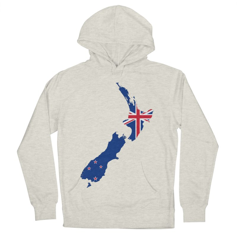 New Zealand Patriot Apparel & Accessories Men's French Terry Pullover Hoody by Vectors NZ