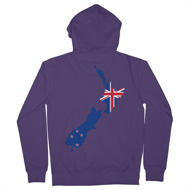 New Zealand Patriot Apparel & Accessories Women's French Terry Zip-Up Hoody by Vectors NZ