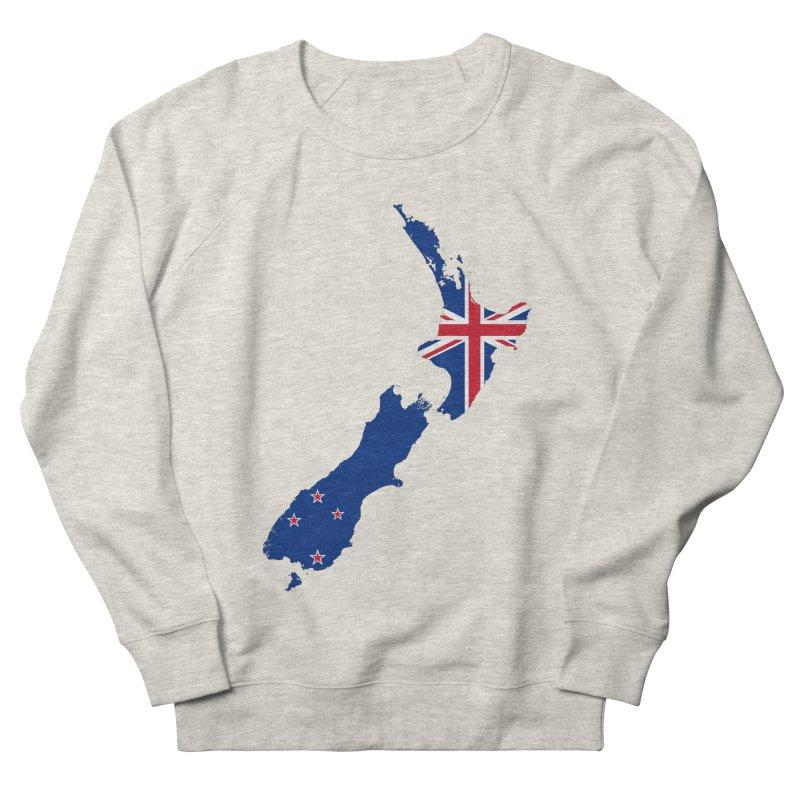 New Zealand Patriot Apparel & Accessories Women's French Terry Sweatshirt by Vectors NZ