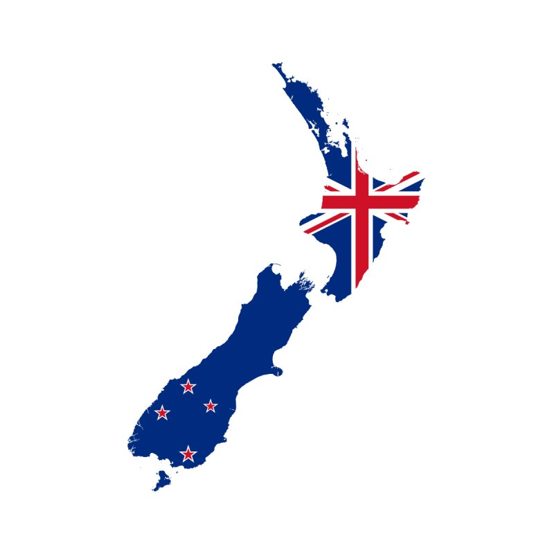 New Zealand Patriot Home Products by Vectors NZ