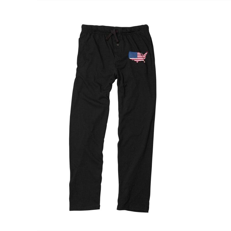 United States Patriot Apparel & Accessories Men's Lounge Pants by Vectors NZ